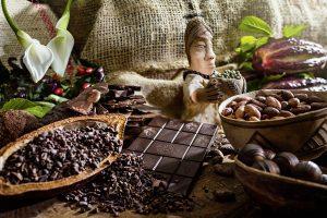 Kulinarische Lesung zur Buchvorstellung »Schokolade. Das Geheimnis vom Glück«