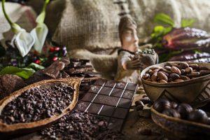 BIS AUF WEITERES VERSCHOBEN: Eine literarisch-kulinarische Reise mit Schokoladenverkostung
